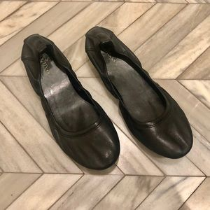 Cole Haan Black Jenni Ballet Flat, 9.5